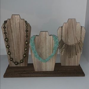 3 super cute necklaces